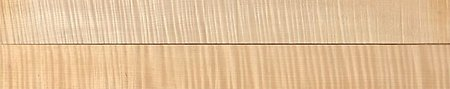 Electric guitar neck blanks. flame maple n/b long