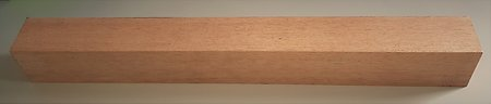 Electric guitar neck blanks. khaya nb 75 x 100